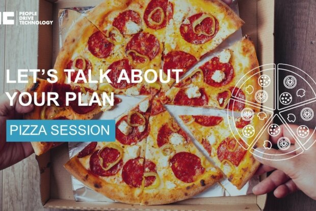 PIZZA SESSION | Let's talk about your plan!